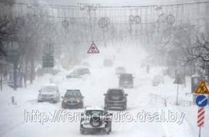 В Беларуси вновь ожидаются снег, ветер и гололед