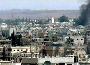 СМИ: Войска Асада применяли против повстанцев химическое оружие
