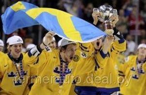 Сборная Швеции по хоккею стала чемпионом мира в девятый раз