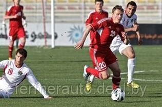 Сборная Беларуси опустилась на 69-е место в рейтинге ФИФА
