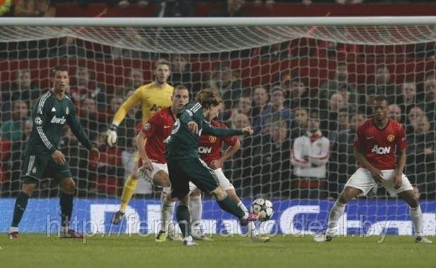 'Реал' выбил 'Манчестер Юнайтед' из Лиги чемпионов