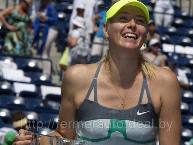 Шарапова выиграла теннисный турнир в Индиан-Уэллсе