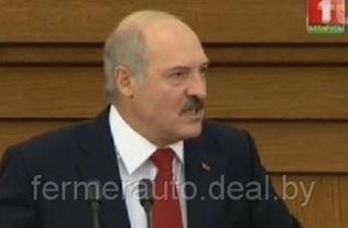 Лукашенко про сельское хозяйство: треть предприятий – убыточные. При объединении нищих - плюса не получишь!