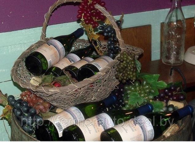 Грузия возобновляет экспорт вина в Россию