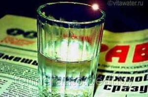 Беларусь оказалась на втором месте в мире по потреблению водки