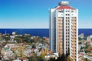 Отель 'Алушта' назван самым популярным в Крыму