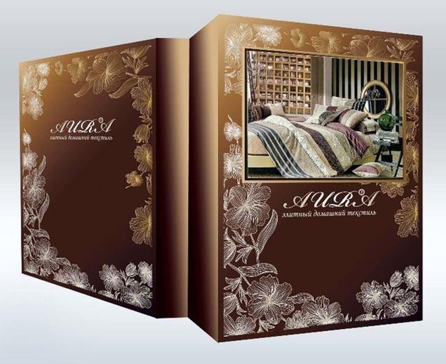 Новая коллекция элитного постельного белья из сатина ТМ 'AURA'