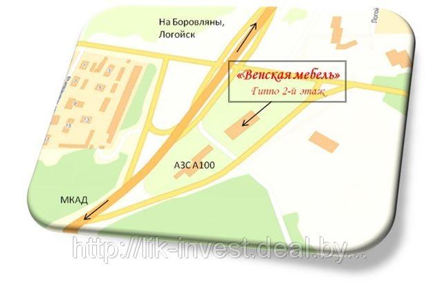 Открылась торговая точка в Минске! 'Венская мебель'