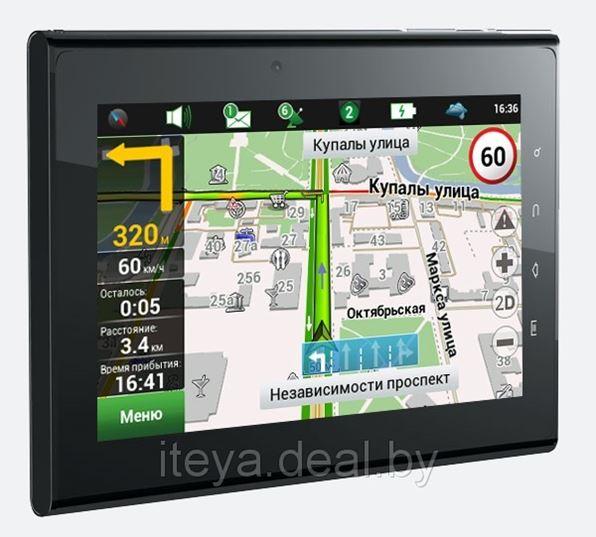 Новинка! Автомобильный планшетный навигатор Prology iMap-7000Tab с функцией видеорегистратора