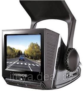 Видеорегистратор+навигатор+радар-детектор - это AKENORI 1080X