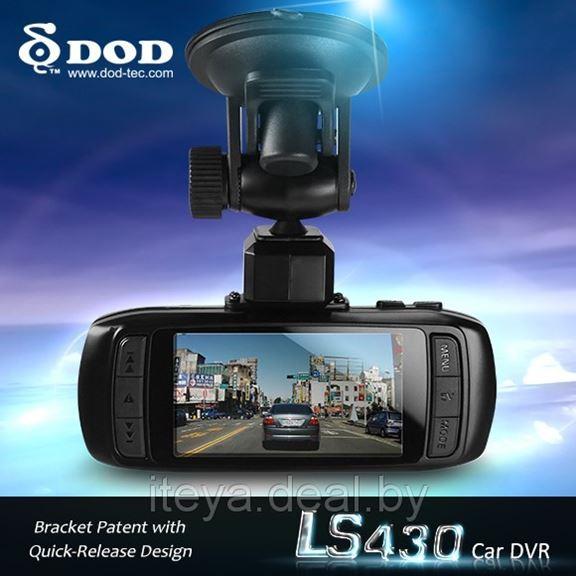 Видеорегистратор DOD LS430 с GPS