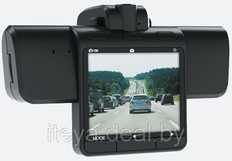 Новинка от PROLOGY! Видеорегистратор iReg-5150 GPS