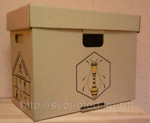 Фотографии процесса сборки основных узлов ящика для пчелопакетов