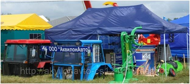 ООО «АквилонАвто» на ежегодной аграрной выставке «Белагро-2012»