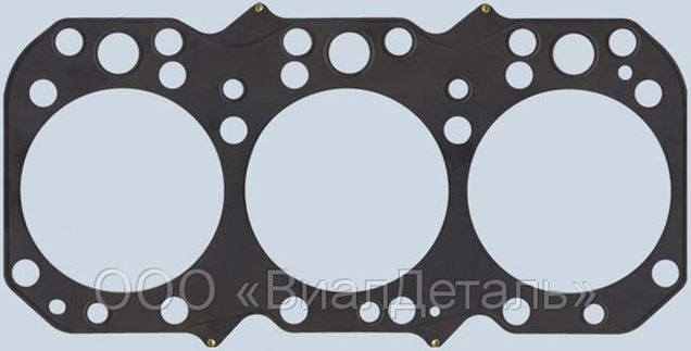 Прокладки ГБЦ двигателя Д-260 (263-1003020 металлические)