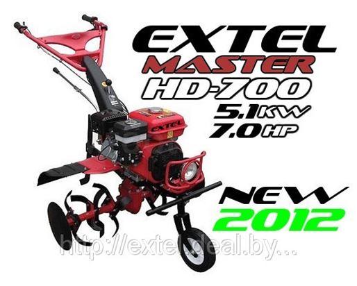 Культиваторы EXTEL HD-700, HD-900