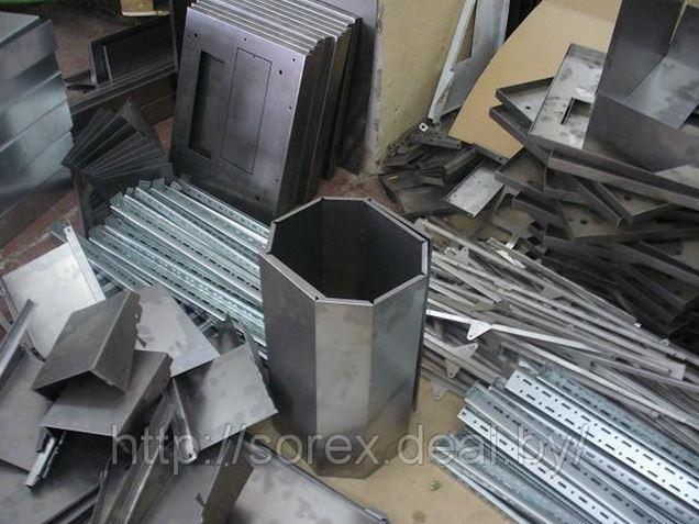 Работаете с листовым металлом?
