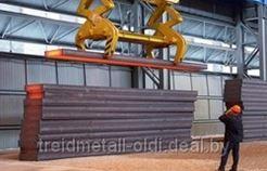 РФ сокращает объёмы экспорта стальных полуфабрикатов
