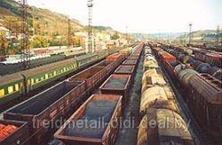 Металлурги РФ снижают объёмы перевозок металлопроката по РЖД