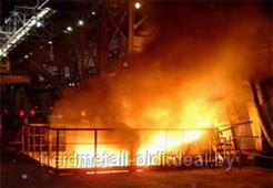 Ведущие метпредприятия РФ сократили экспорт проката