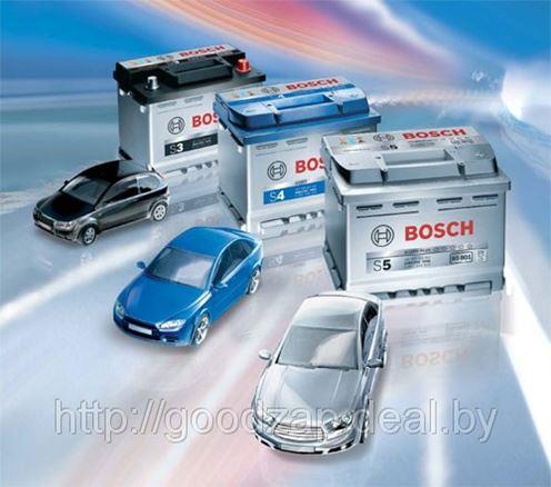 Аккумуляторные батареи BOSCH