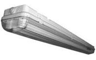 Пылевлагозащищенные светильники АЙСБЕРГ-2х36 IP65