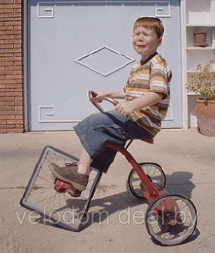 Выбирайте велосипед для ребенка с умом!!!