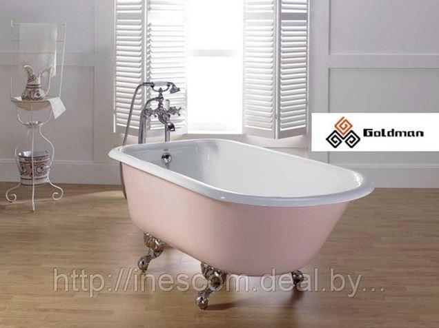 Чугунные ванны GOLDMAN. Низкие цены!