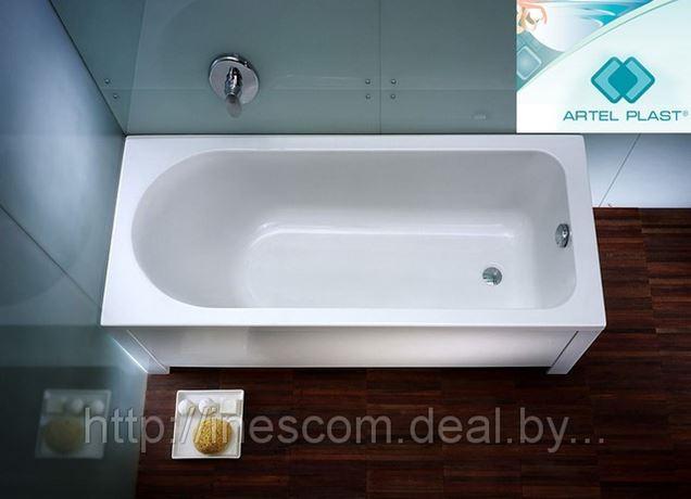 Акриловые ванны ARTEL PLAST. Низкие цены!